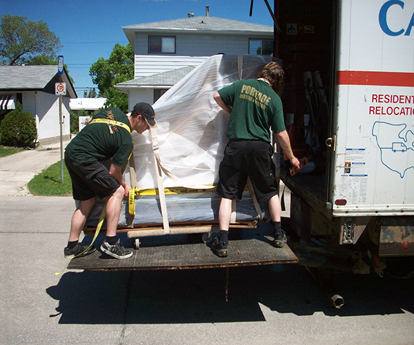 Local Movers Winnipeg