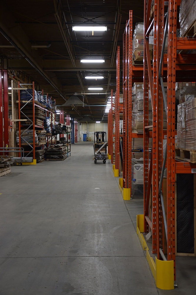 Commercial Storage in Winnipeg